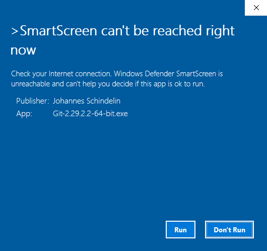 Image of Smartscreen